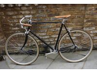 Single Speed City Racer Bicycle