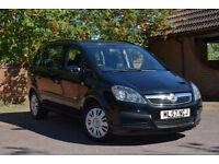 Vauxhall/Opel Zafira 1.6i 16v ( a/c ) 2007.5MY Life