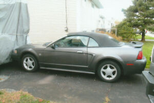 2004 Ford Mustang Convertible - 40th Anniversary Edition