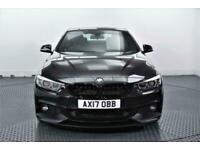 2017 BMW 4 Series 420D XDRIVE M SPORT Auto Coupe Diesel Automatic