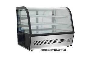 Food / Cake Display Glass Fridge --- JCTF 120 Belmore Canterbury Area Preview