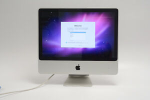 "Apple iMac(Mid 2007) 20"" for Parts or Repair - -776"