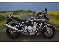 Suzuki GSF650 SA **Oxford Heated Grips, ABS, Centre Stand**