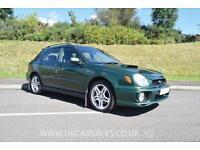 2002 Subaru Impreza 2.0 WRX 5dr
