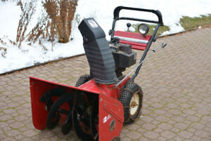 10 HP Two Stage MTD Snowblower