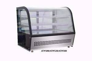 Floor Stock Commercial Counter Top - Food / Cake Glass Fridge Dandenong Greater Dandenong Preview