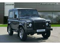 2015 Land Rover Defender 90 TD LANDMARK Window Van Diesel Manual