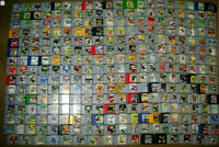 Wanted Nintendo 64 games