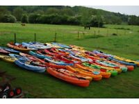 Kayaking, canoeing Business For Sale.
