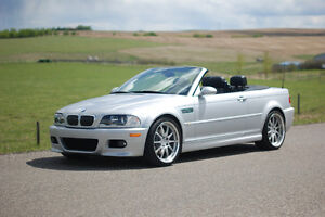 2001 BMW M3 Cabriolet - Only 88,000 km's & Manual Transmission
