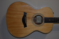 Taylor GC3 Grand Concert Acoustic/Electric with Case - REDUCED