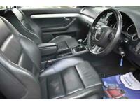 2008 Audi A4 CABRIOLET 2.0 TDI Sport Cabriolet 2dr Convertible Diesel Manual