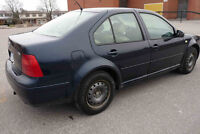Selling 2000 VW Jetta TDI diesel 5-speed
