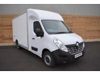 Renault Master Lo-Loader 145PS Energy (Luton) Van IN STOCK !!