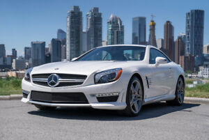 2015 Mercedes SL63 AMG - Certified Pre Owned!!! No GST
