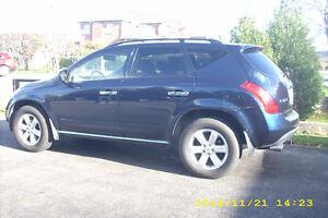 2006 Nissan Murano SL SUV, Crossover