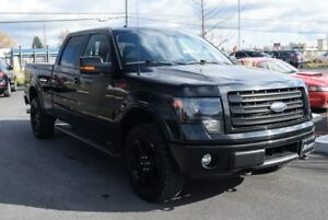 2014 Ford F-150 FX4 DECOR CREW ECOBOOST CUIR