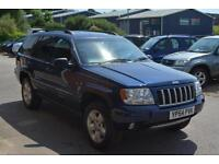 2004 JEEP GRAND CHEROKEE 2.7 CRD Limited Auto