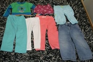 GIRL'S CLOTHES SIZE 4 EVERYTHING FOR $5
