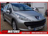 2008 Peugeot 207 Sw Sport Hdi 1.6 - PANORAMIC ROOF - F/S/H - CHEAP TAX