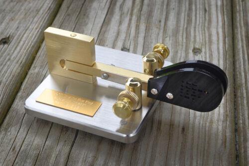W1SFR TBCP Torsion Bar Single Lever Paddle/Cootie Key