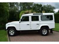2014 Land Rover Defender 110 2.2D XS (7 Seats) Station Wagon MWB 5dr SUV Diesel