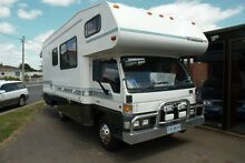 Mazda T4000 Winnebago Devon Hills Northern Midlands Preview