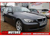 2007 BMW 320d SE - 2.0L TURBO DIESEL - LEATHER - Reduced to clear now only £2995