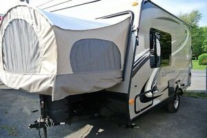 2013 Kodak 161e Hybrid Travel Trailer