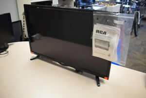 "RCA 32"" Class HD (720P) LED TV DVD Combo, No Remote #1097"