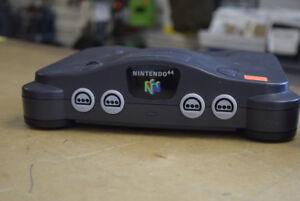 Nintendo 64 Console + Controller + Cables
