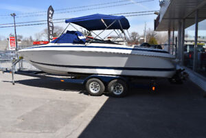 2001 Cobalt 246 open deck 25'