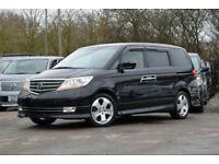 2007 (57) HONDA ELYSION PRESTIGE 3.5 V6 Automatic 7 Seater People Carrier MPV