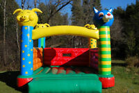 BOUNCY CASTLE RENTALS $100 WEEKEND MISSISSAUGA NORTH
