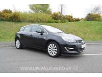 2014 Vauxhall Astra 1.7 CDTi ecoFLEX 16v Elite 5dr (start/stop)