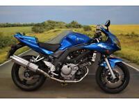 Suzuki SV650 **MTC Exhaust, Bobbins, Heated Grips**