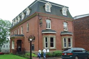 Gahan Office Space Available - Downtown Charlottetown
