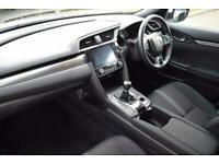 2018 Honda Civic 1.0 VTEC Turbo SR 5dr Hatchback Petrol Manual