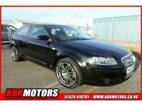 Used, 2007 Audi A3 16V SPECIAL EDITION 1.6L PETROL MANUAL for sale  Sleaford, Lincolnshire