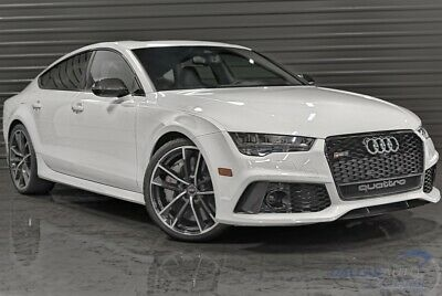 2017 Audi RS7 performance Prestige 2017 Audi RS 7 Performance LOADED! SUPER CLEAN! B&O Sound! Driver Assist!