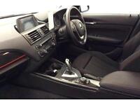 Black BMW 116i 1.6 auto 2012 Sport 5 door FROM £57 PER WEEK!