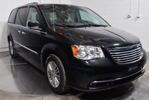 2014 Chrysler Town & Country TOURING L STOW N GO CUIR TOIT TV/DV