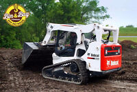 BOBCAT Services - Complete Package - Best Pricing