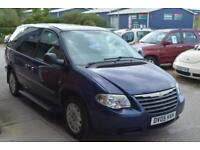 2005 CHRYSLER VOYAGER 2.5 CRD SE 7 SEATS FULL LEATHER