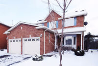 *** OPEN HOUSE - LARGE MOVE-IN READY DETACHED IN AJAX ***