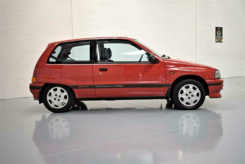 1999 Daihatsu Charade GTTI Turbo Saloon Petrol Manual, used for sale  York, North Yorkshire