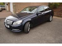 2012 (62) Mercedes-Benz C180 1.6 Blueefficiency executive SE 7G-Tronic Plus