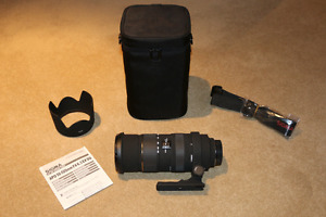 Sigma 50-500mm Zoom Lens