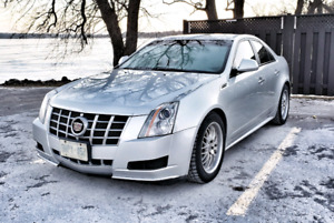 2010 Cadillac CTS -CLEAN-CERTIFIED (BOSE SYSTEM-LEATHER(