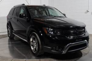 2017 Dodge Journey CROSSROAD AWD CUIR MAGS GROS ECRAN 7 PASS